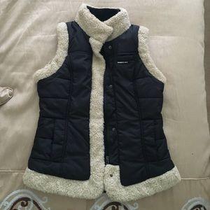 NWOT MO Black Vest